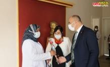 Aksoy Kadınların Gününü kutladı
