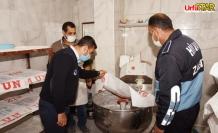 Hilvan'da ramazan öncesi denetim yapıldı