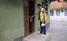 Haliliye'de sıcak iftarlık yemek dağıtımı sürüyor