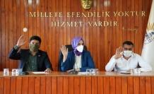 Ağustos ayı meclis toplantısını tamamlandılar