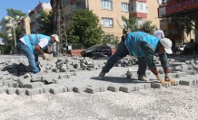 Haliliye'de 3 mahallede çalışmalar sürüyor