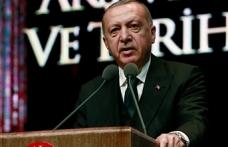 Erdoğan resti çekti…