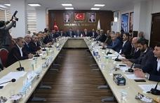 Tüm Başkanlar Ankara'ya çağrıldı...