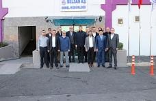 Otoparkçılar Derneği Urfa'da toplandı...