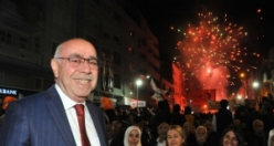 Bİrecik Belediye Başkan Adayı Mirkelam'a coşkulu miting