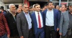 Ak Parti Suruç Belediye Başkan Adayı Mustafa Yüksel'in seçim bürosu açılışı