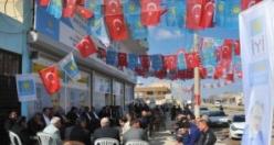 İYİ Parti Akçakale Adayı Ömer Ay meclis üyesi adaylarını tanıttı...