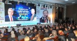AK Parti BŞB Adayı Zeynel Abidin Beyazgül projelerini tanıttı