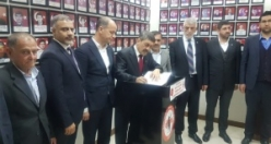 MİSİAD Genel Başkanı Feridun Öncel belediye başkanlarını ziyaret etti