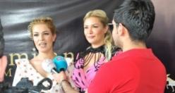 Ünlü sanatçı Tuğba Altıntop Urfa'da
