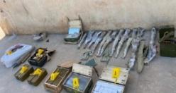 Barış Pınarı Bölgesi'nde teröristlere ağır darbe!