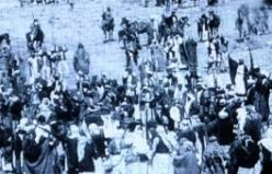 Şanlıurfa'nın düşman işgalinde çekilmiş ham görüntüler ilk kez yayımlandı