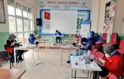 genclik merkezi maske üretimi