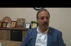 Şanlıurfa Milletvekili Halil Özcan, Urfastar.com'a konuştu...
