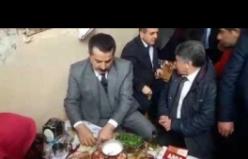 Tarım Bakanı Faruk Çelik Urfa'da esnaf gezisinde ciğer molası verdi
