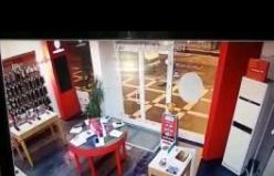 urfa'da 35 saniyede hırsızlık olayı