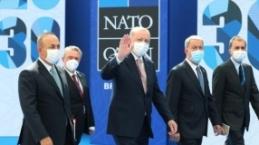 NATO'dan tarihi görüntüler...
