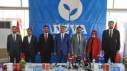 İşte DEVA Partisi'nin Şanlıurfa il kurucuları...