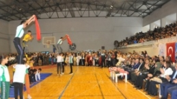 29 Ekim Cumhuriyet Bayramı birecik'te kutlandı
