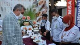 Urfa'nın lezzetlerine modern sunum...