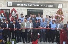 Gastronomi merkezi açıldı