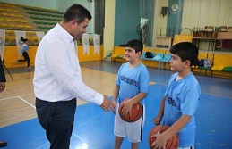 Haliliye'de yaz sporları başladı...