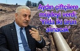 Urfa'da Sulama inşaatları devam ediyor