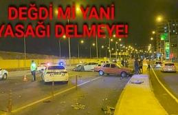 Urfa'da şampiyonluk kutlamalarında kaza!