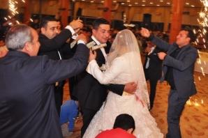 Muhteşem bir düğün...