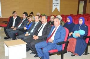 Yeni Baro Başkanı ilk avukatlık ruhsatını Eyüpoğlu'na verdi