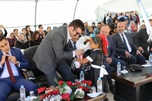 Süleyman Şah tesisinde coşkulu kutlama