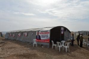 Maşuk Seyrantepe Mahallesi'nde 82 muhtar adayı çıktı