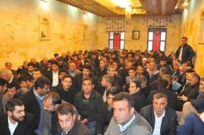 Harran Belediye Başkanı Mehmet Özyavuz Demokrat Parti'ye geçiş yaptı