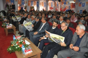 AK Parti Suruç ilçe 5. olağan kongresi