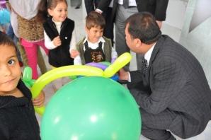 Genç MİSİAD, çocuklarla eğlendi