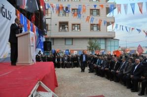 Serdar Şeyhanlıoğlu Seçim Bürosu Açılışı