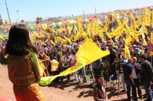 Urfa Nevruz kutlaması