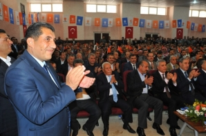 AK Parti Ceylanpınar 5.Olagan kongresi