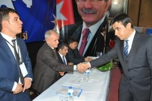 AK Parti Bozova İlçe kongresi