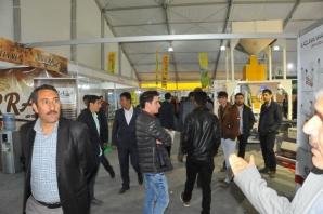 Şanlıurfa Gıda Tarım ve Hayvancılık Fuarı açıldı