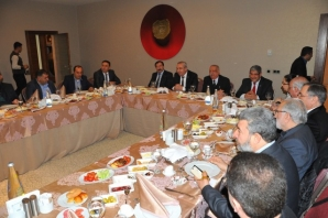 AK Parti Milletvekili Aday Adayı Nihat Taş