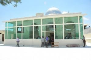 Lokman Hekim Camii açıldı