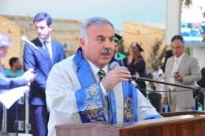 Harran Üniversitesi mezuniyet töreni