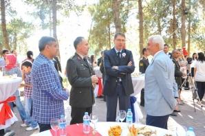 Şanlıurfa'da Jandarma Teşkilatının kuruluşunun 175. yıl dönümü kutlamaları