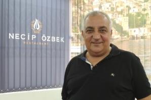 Necip Özbek restorant hizmete girdi