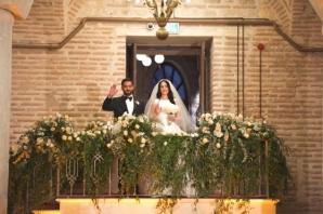 Ali Yasak'tan örnek nikah töreni