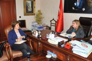 OSB'lerdeki kadın istihdamları araştırılıyor