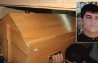 Cenazesi 11 gün sonra  alındı...