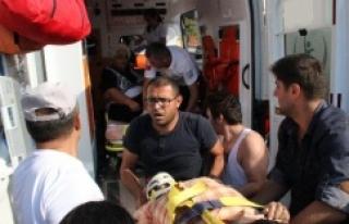 Evine 5 Metre Kala Geçirdiği Kazada Öldü