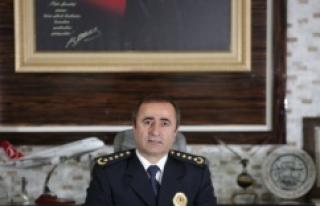 İl Emniyet Müdürü Tonbul'dan Gaziler Günü...